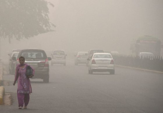 Doctors warn of health emergency as smog blankets India's capital