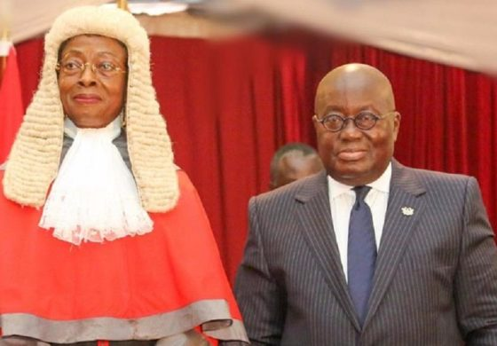 Ghanaian judges ordered to wear wigs