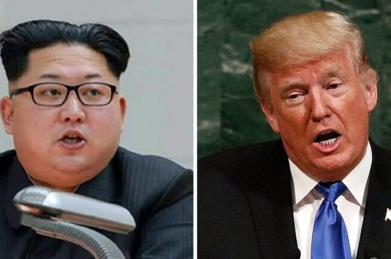 Trump trades 'short and fat' barb with N Korea's Kim