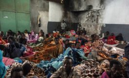 UN wants Libya to agree to shut down migrant camps