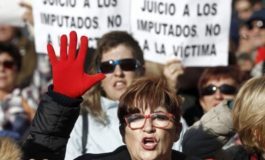 'Wolf pack' gang rape trial angers Spain