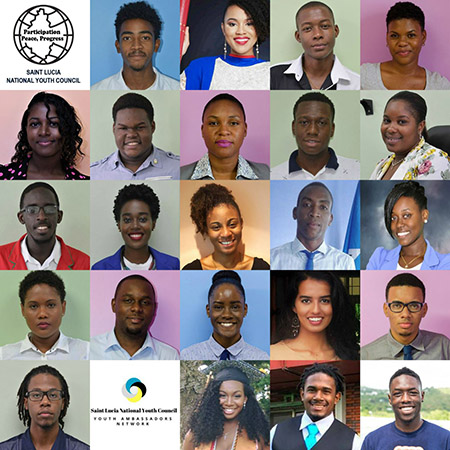 Saint Lucia National Youth Council Launches Youth Ambassadors Network
