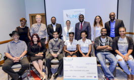 De Jeunesse Bath and Body Products wins top $5,000 USD prize at LINK-Caribbean Pitch Competition