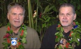 Lifelong best friends discover they're brothers