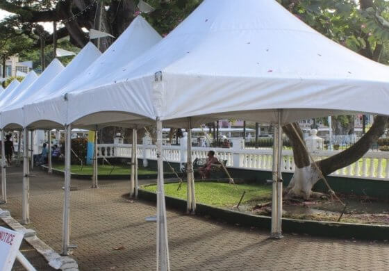 All in place for Assou Square 2018