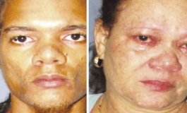 Antigua: Mother and son 'caught' with gun and ammo