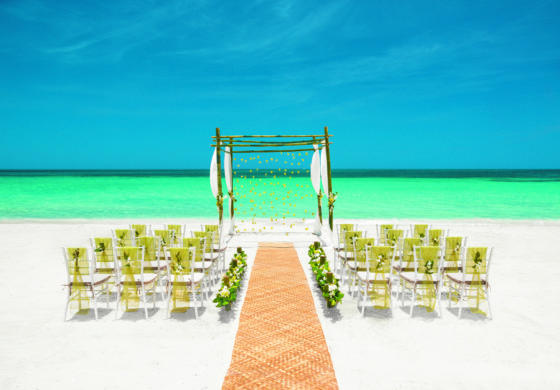 SANDALS RESORTS INSPIRES BRIDES AND GROOMS WITH ITS DESTINATION WEDDING EXPERIENCE FROM AISLE TO ISLE