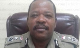 Saint Lucia's Police Chief attends ACCP meeting