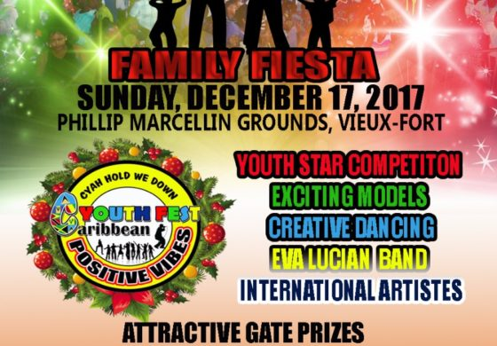 Pure st lucian talent at youth fest 2017