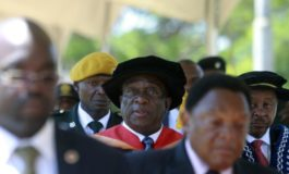 Zimbabwe leader's Cabinet heavy on military, ruling party