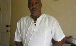 Gros Islet says Goodbye to a favorite son