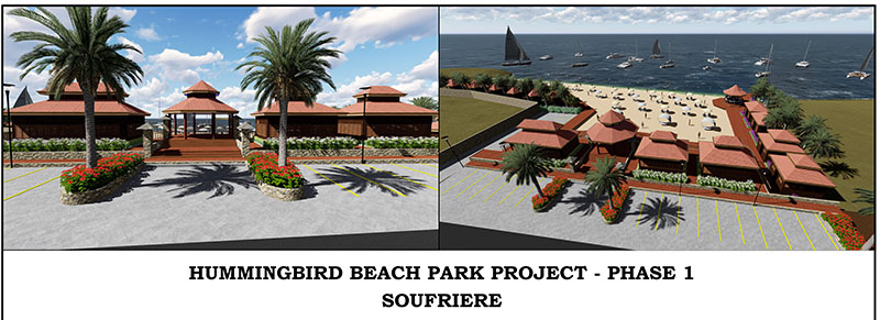 Hummingbird Beach Park Project Banner-page