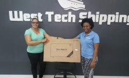 West Tech Shipping gives back at Christmas