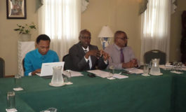 Workshop to develop strategy for domestic, innovative financing for HIV & Malaria in Caribbean held in Guyana