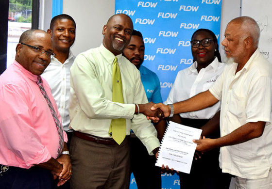 Flow Signs Interim CLA With NWU