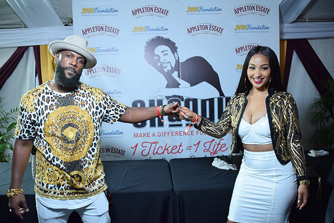 Soca Viking Bunji Garlin and fast-rising Dancehall sensation Shenseea
