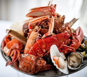 The fete will feature an assortment of international delicacies including a specialty seafood station