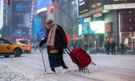 'Bomb cyclone' pounds eastern US, four reported dead