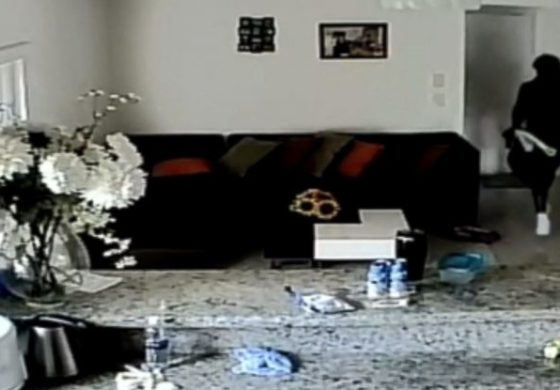 Florida mom watches on phone as son hides from 2 men who broke into her home