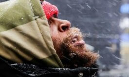 Bone-chilling cold grips wide swath of US, at least 2 deaths