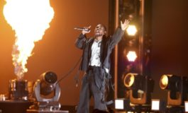 Plenty of fire and fury at 60th annual Grammy Awards