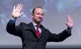 Once-influential UKIP in chaos as leader refuses to quit