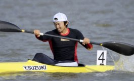 Japan kayaker banned for 8 years for spiking drink of rival