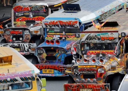 Philippines to phase out its beloved cheap but rickety jeepneys