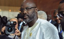 Liberia's Weah pledges to alter 'racist' constitution