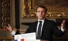 France's Macron hosts 140 world business leaders