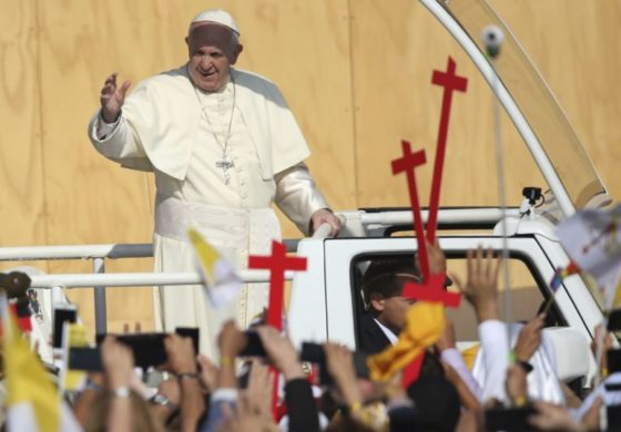 Pope heads to Chile indigenous area after churches burned