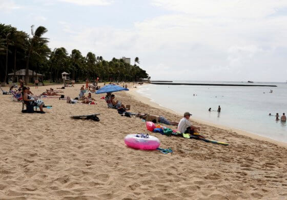 Americans warned to 'exercise increased caution' when travelling to Jamaica