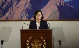 Taiwan president says does not exclude possibility of China attack