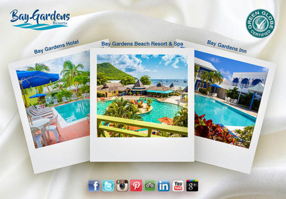 Fodoru0027s Travel Recognizes Bay Gardens Resorts In Three Of Its Awards  Catergories