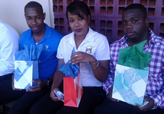 Sandals Team Members Go Back to School