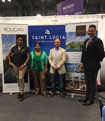SLTA Presents at the 15th Anniversary of the New York Times Travel Show