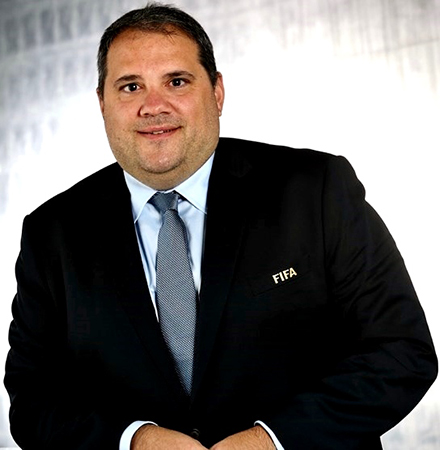 Victor Montagliani, CONCACAF President