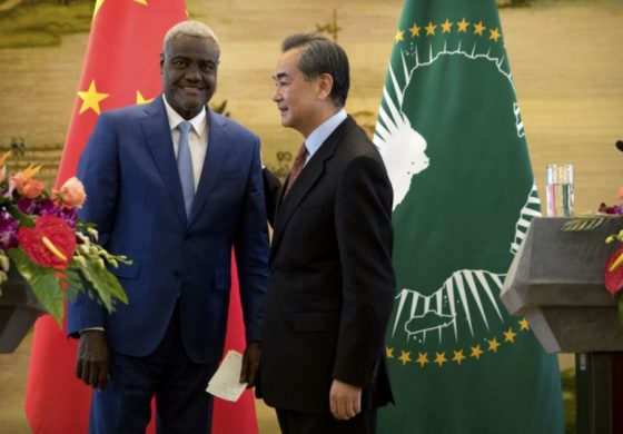 China, African Union deny report bloc's building was bugged