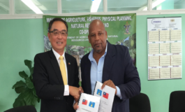 Taiwan and Saint Lucia sign new banana action plan