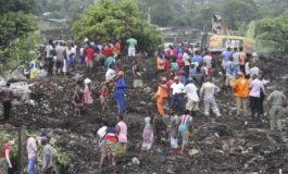 17 killed in garbage dump collapse in Mozambique