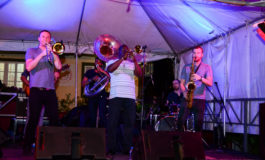 U.S. Embassy Hosts jazz fusion band in Saint Lucia