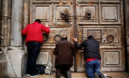 Holiest church in Christianity closed in Israel tax dispute