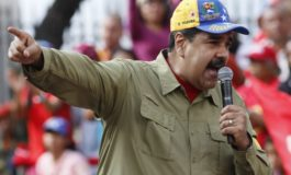 Maduro to Venezuelan migrants:'Stop cleaning foreign toilets'