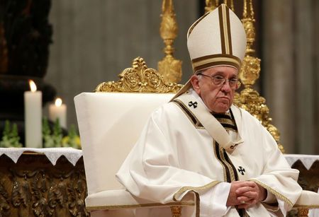 Pope faces call to resign over abuse cover-up claim