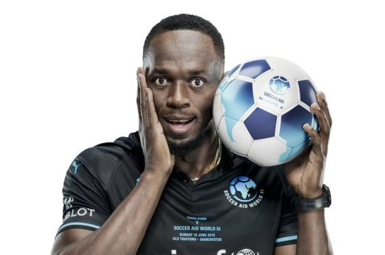 Bolt heads to Russia for World Cup final