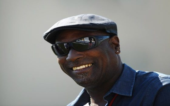 Pension for Sir Viv