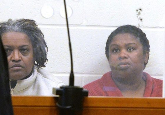 Two US women charged in voodoo burning of 5 year old