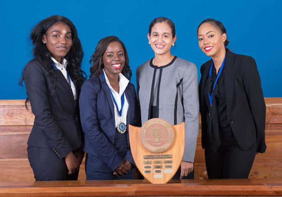 Fierce Competition Expected At CCJ's Law Moot
