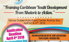 Saint Lucia's Caribbean Youth Conference 2018