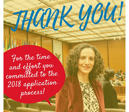 YLAI 2018 Applications Now Closed